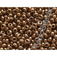 3mm Magatama Toho Metallic Bronze TM-03-221 (10g)
