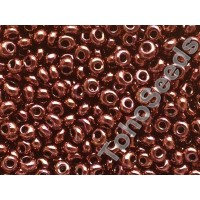 3mm Magatama Toho Metallic Dark Bronze TM-03-222 (10g)
