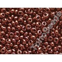 3mm Magatama Toho Metallic Dark Bronze TM-03-222 (10g)