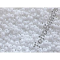 3mm Magatama Toho Opaque White TM-03-41 (10g)