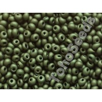 3mm Magatama Toho Metallic Matte Dark Olive TM-03-617 (10g)