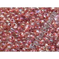 3mm Magatama Toho Inside Color  Rainbow Crystal Sandstone Lined TM-03-784 (10g)