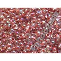 3mm Magatama Toho Inside Color  Rainbow Crystal Sandstone Lined TM-03-784 (10g)