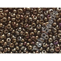 3mm Magatama Toho Metallic Iris Brown TM-03-83 (10g)