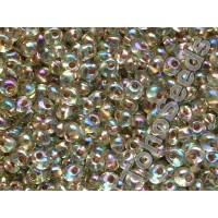 3mm Magatama Toho Gold Line Rainbow Jonquil TM-03-998 (10g)
