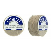One G Thread Beige