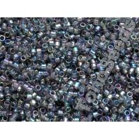 Toho Treasure #1 Transparent Rainbow Dark Black Diamond TT-01-176B (5g)