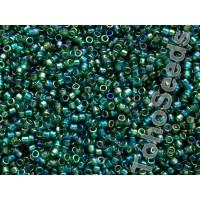 Toho Treasure #1 Transparent Rainbow Emerald Green TT-01-179 (5g)