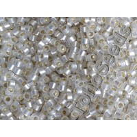 Toho Treasure #1 Opal White Silver Line TT-01-2100 (5g)