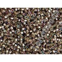 Toho Treasure #1 Gold Lined Rainbow Black Diamond TT-01-999 (5g)