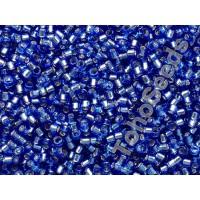 Toho Treasure #1 Transparent Blue Sapphire Silver Line TT-01-35 (5g)