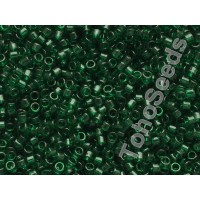 Toho Treasure #1 Transparent Emerald Green TT-01-939 (5g)