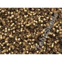 Toho Treasure #1 Gold Lined Matte Black Diamond TT-01-999F (5g)