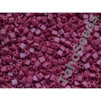 11/0 Toho Triangle Opaque Matte Oxblood TG-11-46F (10g)