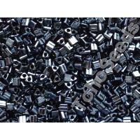 11/0 Toho Triangle Metallic Hematite TG-11-81 (10g)