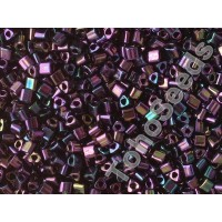 11/0 Toho Triangle Metallic Iris Purple TG-11-85 (10g)