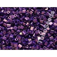 11/0 Toho Triangle Higher Metallic Grape Purple TG-11-461 (10g)
